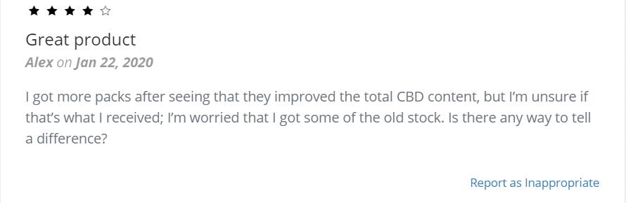 dritter Erfahrungs CBD Zigaretten