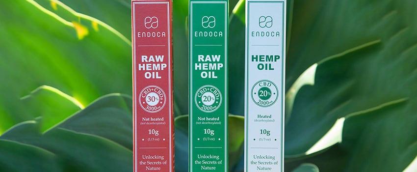 Endoca Extrakte