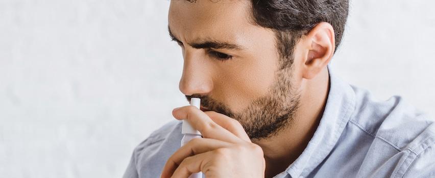 Vorteile CBD Nasenspray