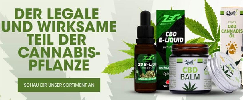 ZEC plus CBD Erfahrungen